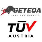 Fabrica Geteqa obtine certificarile ISO